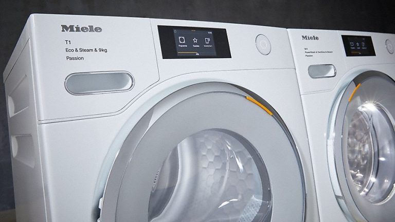 Miele: Filter za sušilni stroj s stopnjo HygieneDry za najvišje higienske zahteve